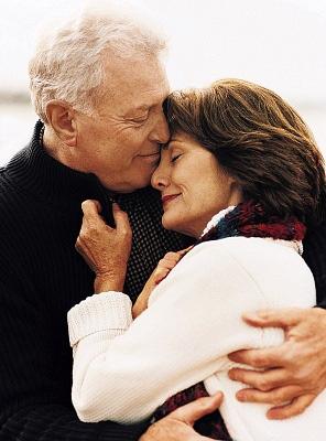 Couple Amoureux à 40 ans