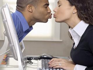 Rencontrer l'amour sur internet