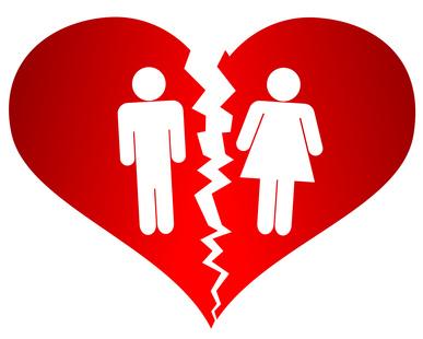 deuil relation amoureuse