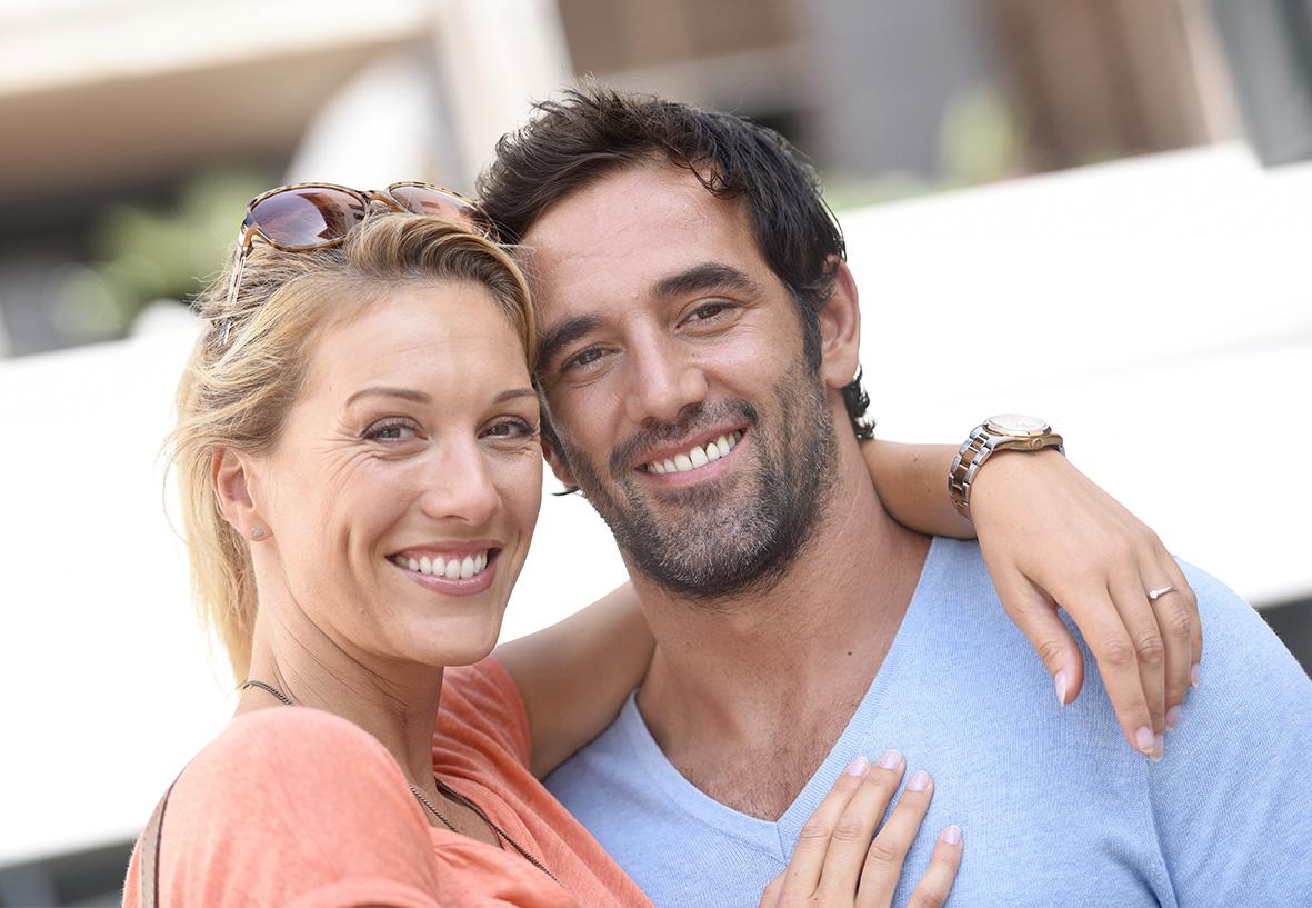 Les couples heureux et leurs secrets